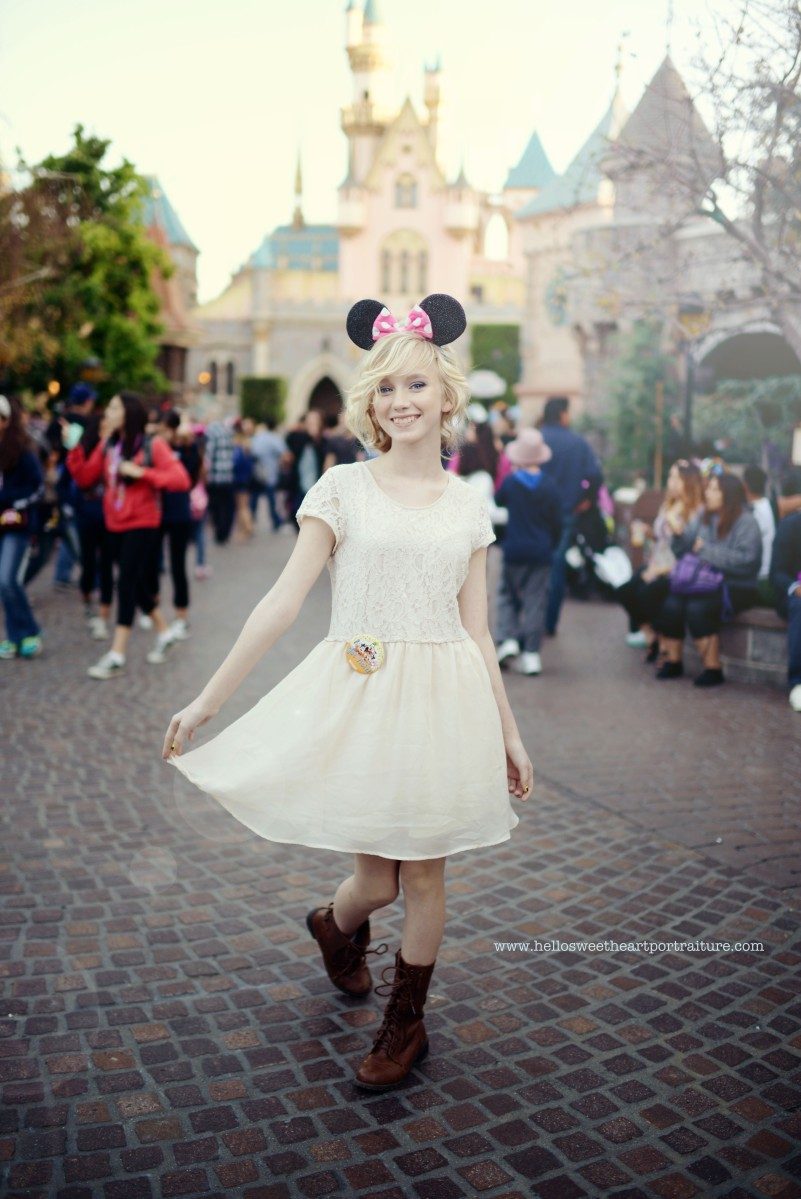 My Personal Family Trip To Disneyland | Seattle Photographer